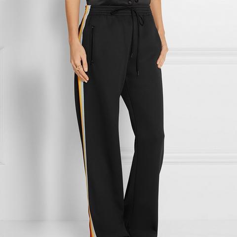 Paneled Jersey Track Pants