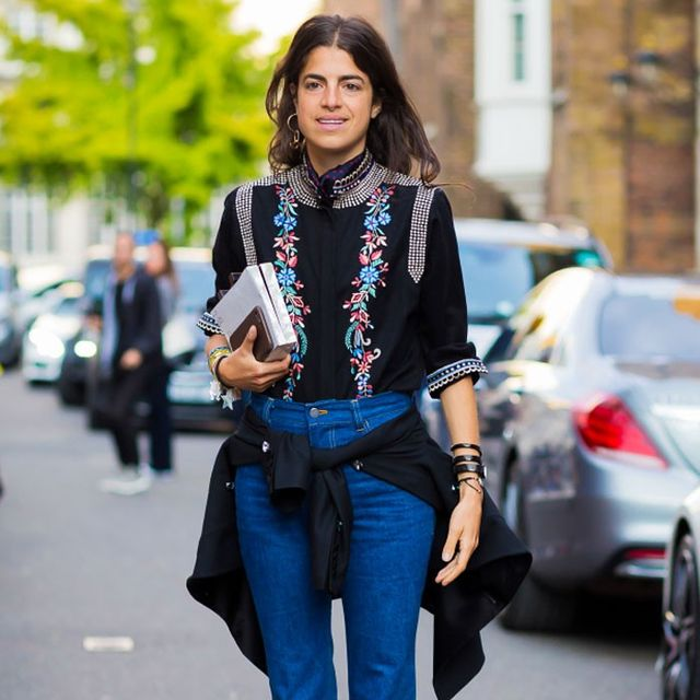 How to Style Summer's It Swimsuit Like Leandra Medine