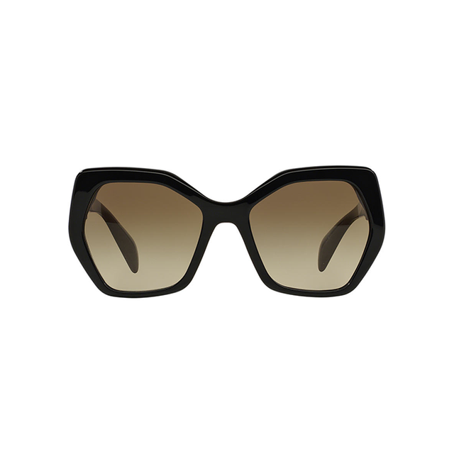 Sunglass Hut Prada Brown and Black Sunglasses
