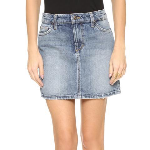 Crescendo A Line Skirt