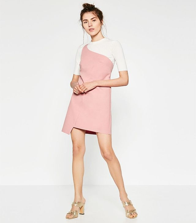 Zara Asymetric Dress
