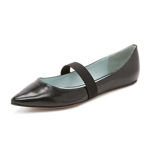 Hasley Pointed Toe Ballet Flats