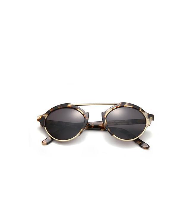 Illesteva Milan IV 49MM Aviator Sunglasses