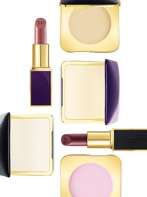 Spotted: Tom Ford's Drool-Worthy New Orchid Makeup Collection