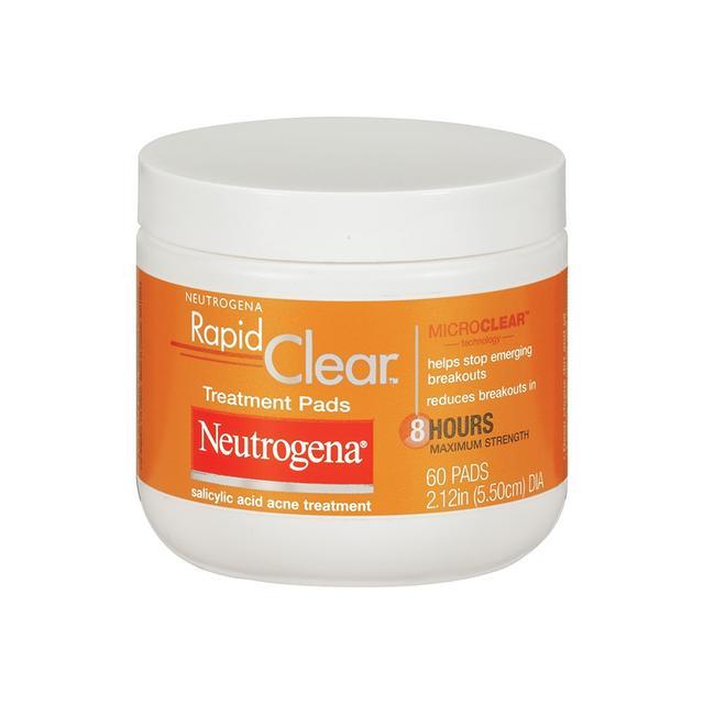 Neutrogena Rapid Clear Treatment Pads