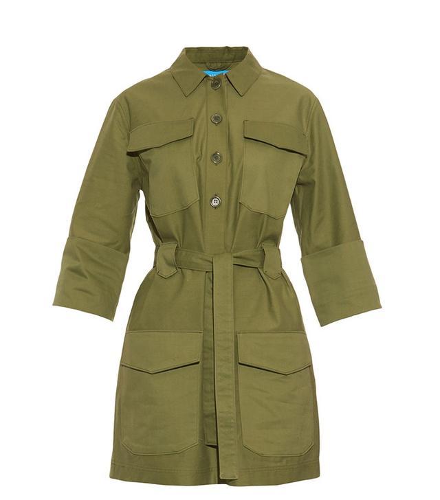M.i.h Jeans Lola Cotton Tunic Dress