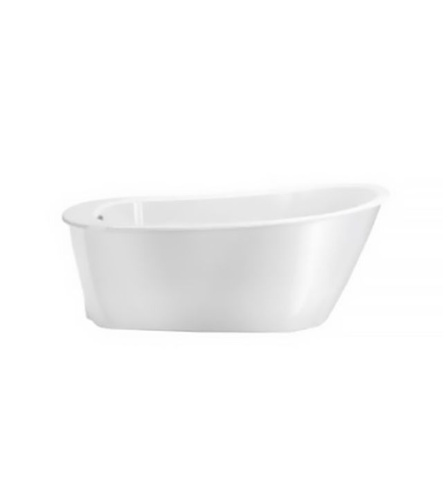 Maax Freestanding Reversible Drain Bathtub