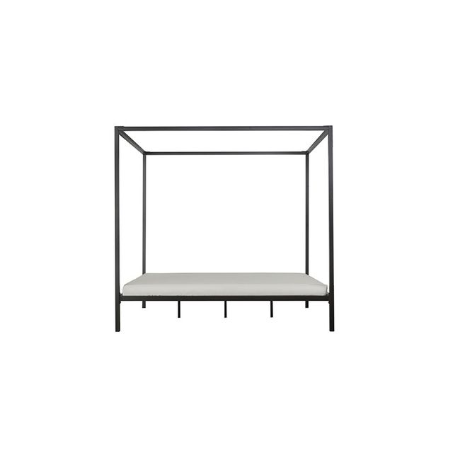 Incy Interiors Four-poster black - king