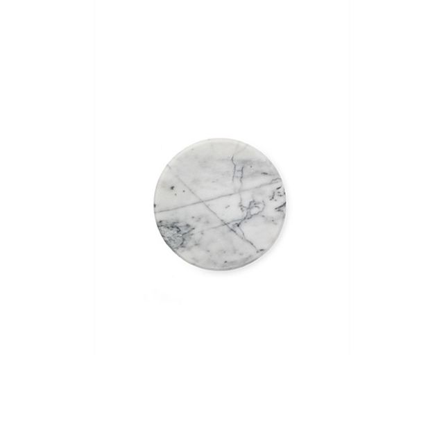 Country Road Marble Round Board
