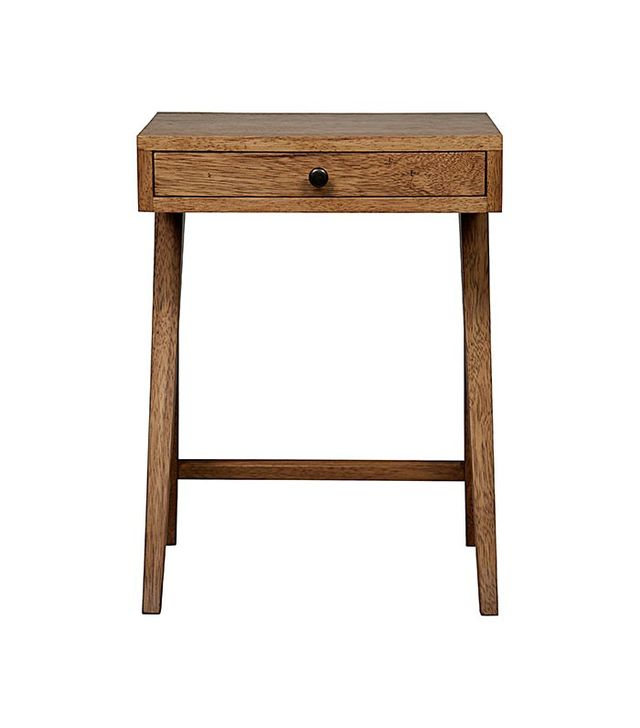Noir Peter Nightstand