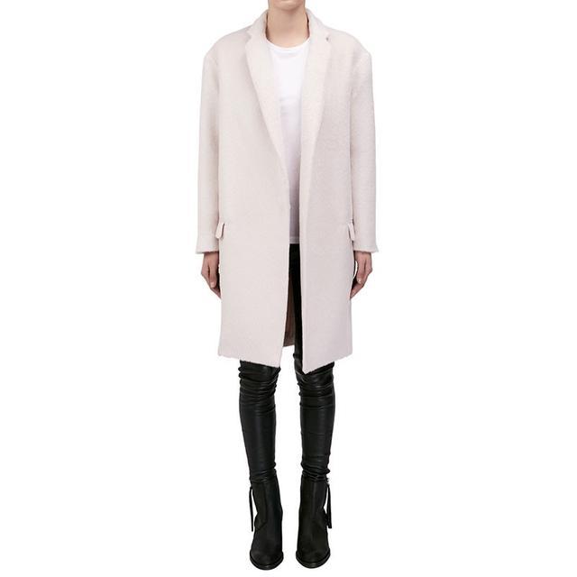 N/Nicholas Notch Lapel Coat