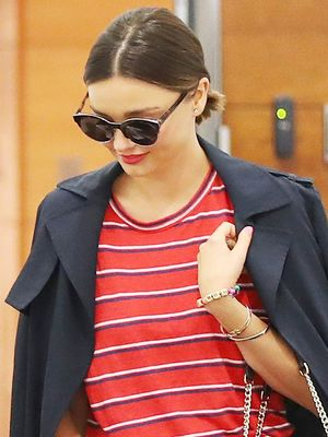 Miranda Kerr's Outfit Is Perfect for the Fourth of July