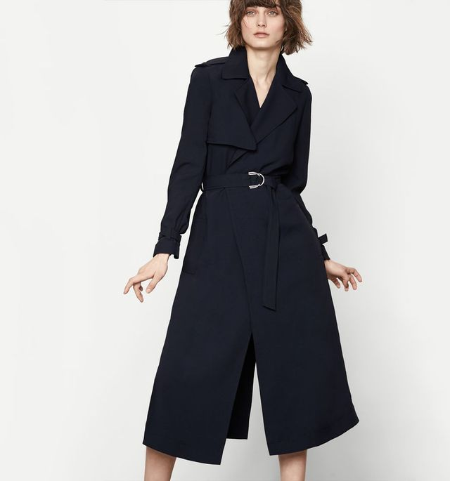 Maje Golti Trench Coat