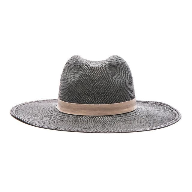 Janessa Leone Dahlia Wide Brim Hat