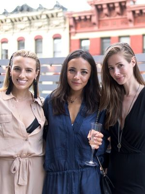 Go Inside the Melissa Odabash x THE OUTNET Launch Party