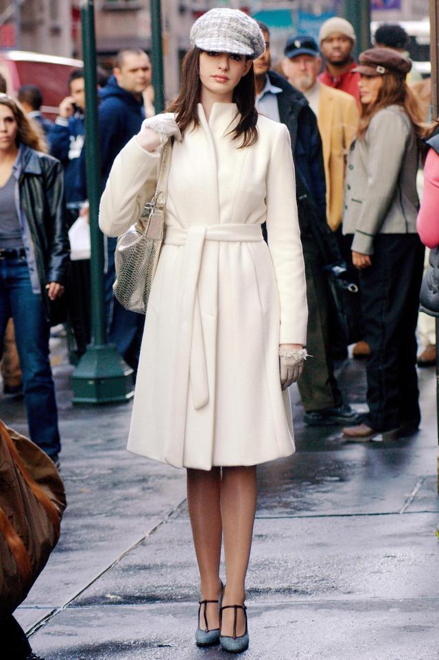 Shop white outerwear.