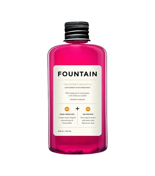 Fountain The Energy Molecule
