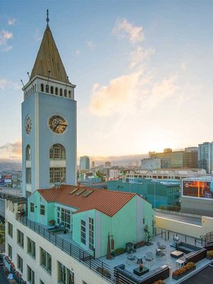For $8.5 Million, You Can Call San Francisco's Clock Tower Home