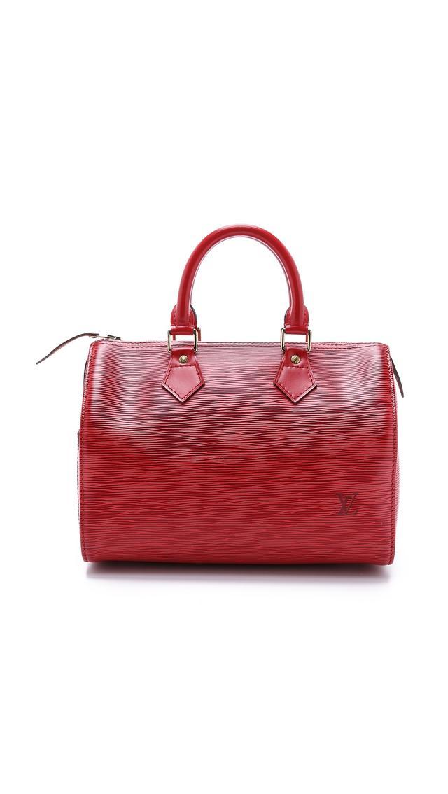 Louis Vuitton Epi Speedy 25 Bag (Previously Owned)