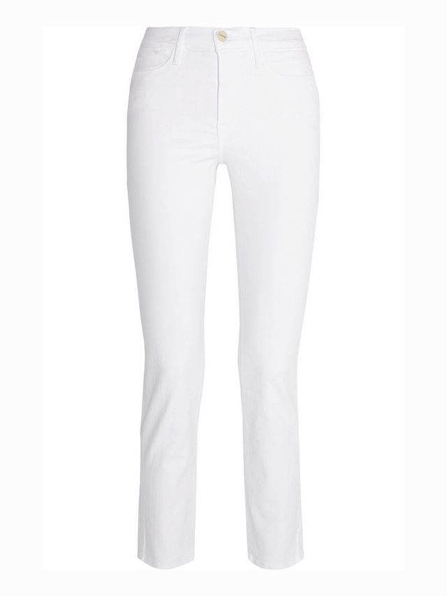 Frame Le High Straight-Leg Jeans