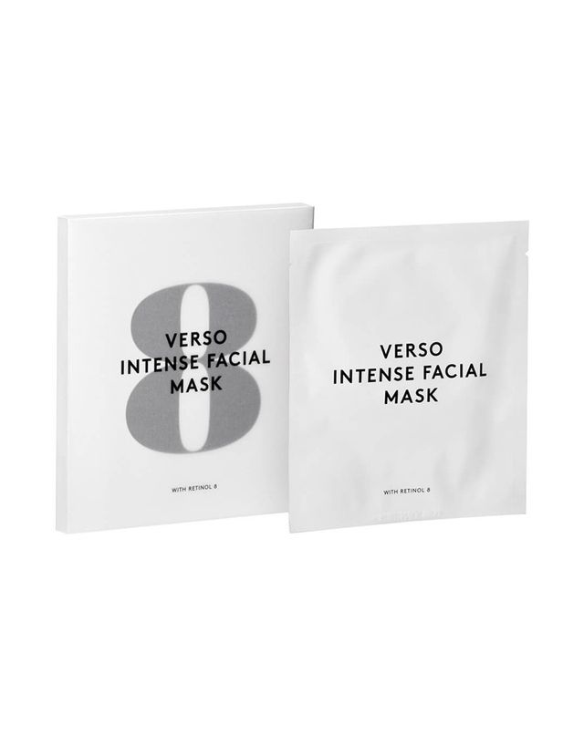 Verso Intense Facial Mask 4 Pack