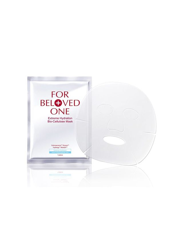 For Beloved One Extreme Hydration Bio-Cellulose Mask 3 Pack