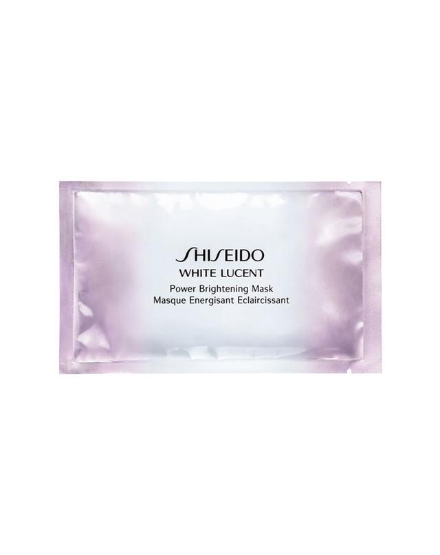 Shiseido White Lucent Power Brightening Mask 6 Pack