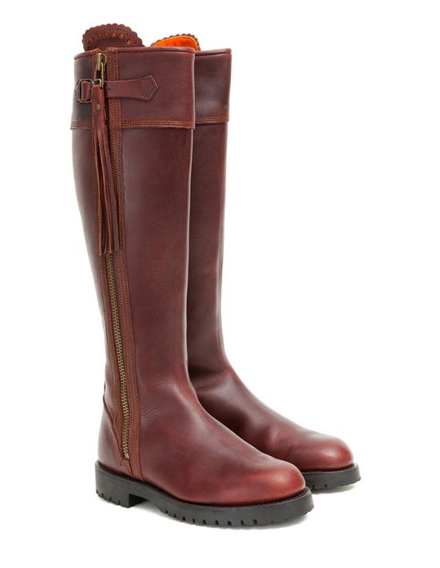 Penelope Chivers Long Tassel Boot