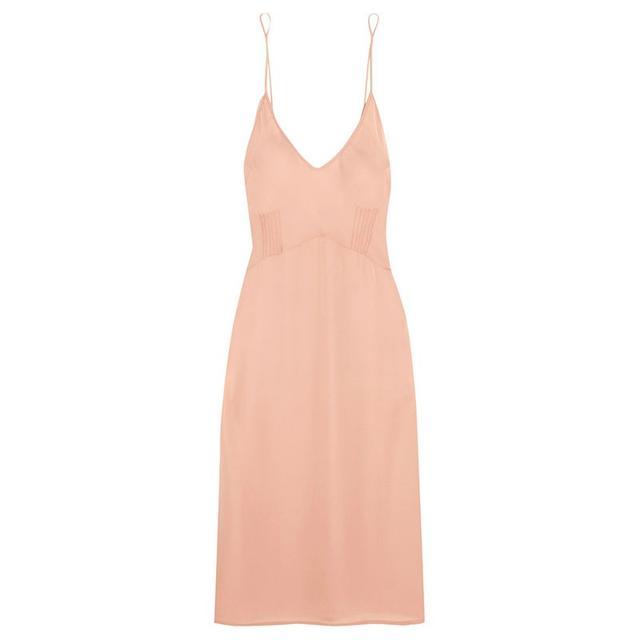Arkas Cadel Silk-Crepe Dress