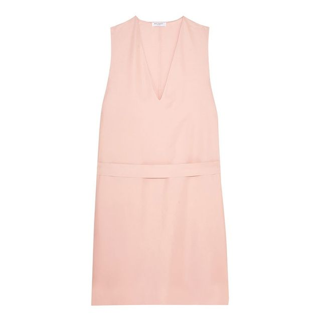 Equipment Prudence Washed-Silk Dress