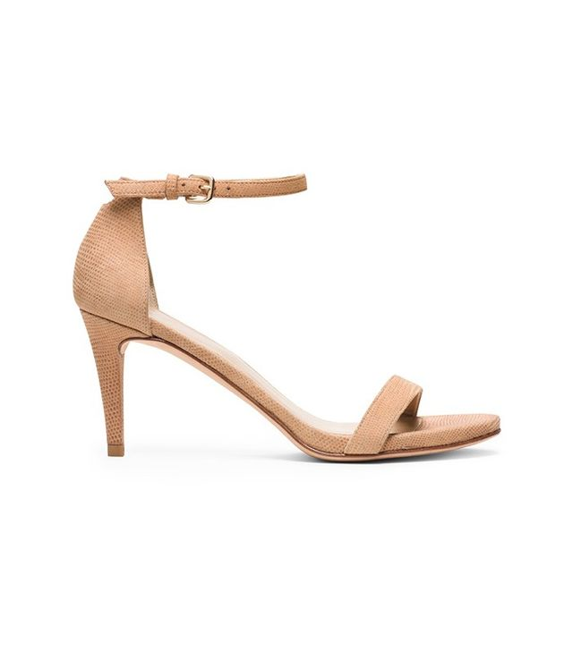 Stuart Weitzman The Nunaked Sandals