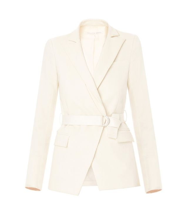 Veronica Beard Palm Peak Lapel Blazer