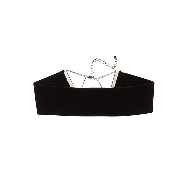 Sportsgirl Elevated Velvet Choker