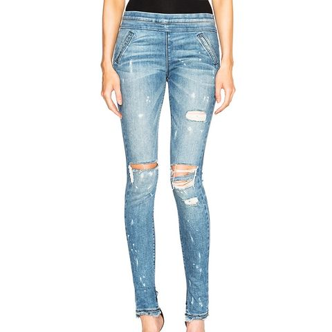 Sonia Pull-On Jeans