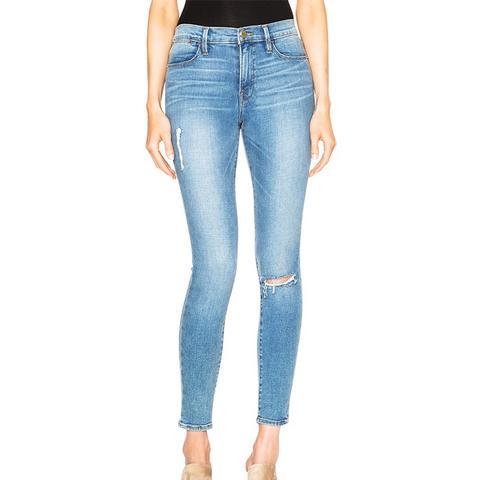 High Skinny Jeans