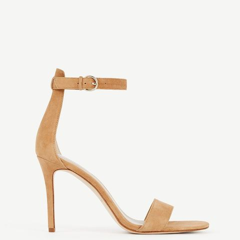 Elle Suede Sandals