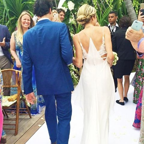 Most Stylish Weddings on Instagram: Helena Bordon