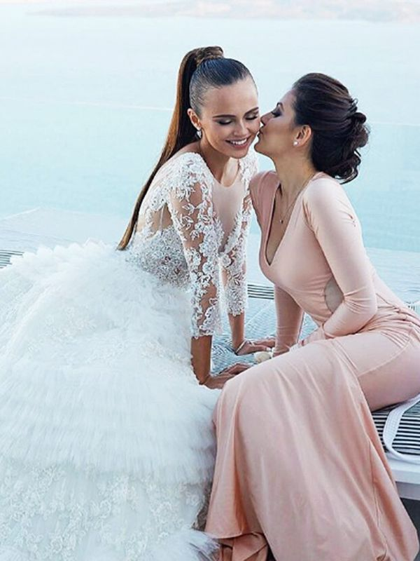 Most Stylish Weddings on Instagram: Xenia Deli