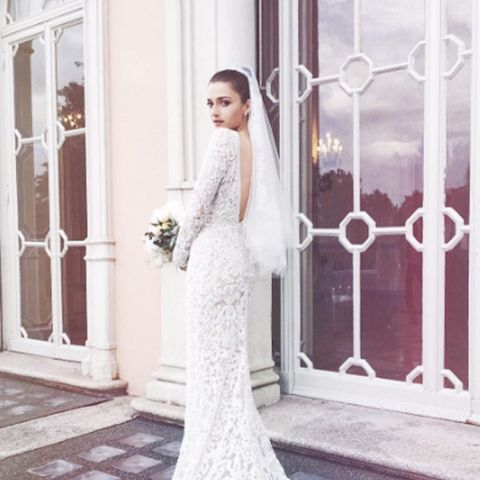 Most Stylish Weddings on Instagram: Eleanora Carisi
