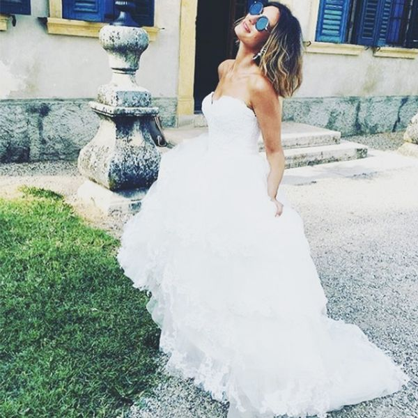 Most Stylish Weddings on Instagram: Anna Barnett