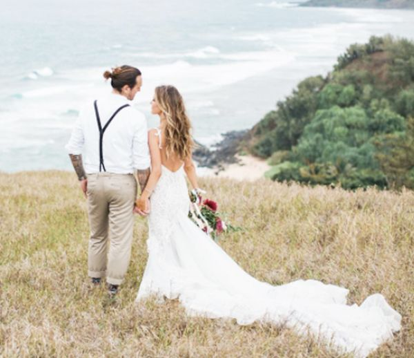 Most Stylish Weddings on Instagram: Audrina Patridge