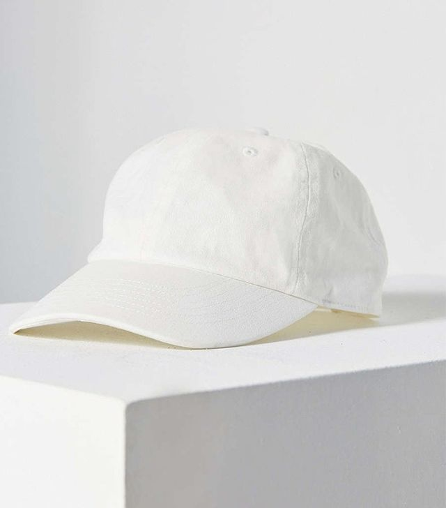 Urban Outfitters Canvas Baseball Hat