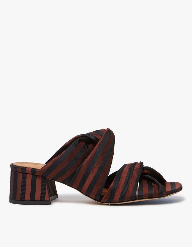 Amelie Sandals in Black