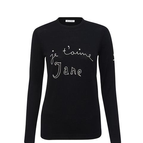 Je T'aime Jane Jumper