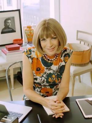 Tour Anna Wintour's Workspace—and Shop Her Chic Office Décor