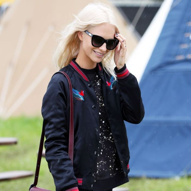 The Best Glastonbury Looks, Courtesy of 7 British It Girls