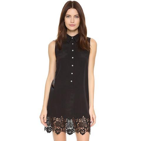 Sleeveless Lucida Dress