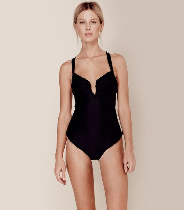 For Love & Lemons St. Lucia One-Piece