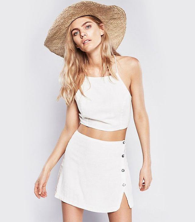 Free People I Found You Skirt Set