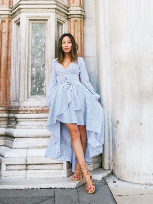 This Blogger-Favorite Dress Has Over 60K Likes on Instagram